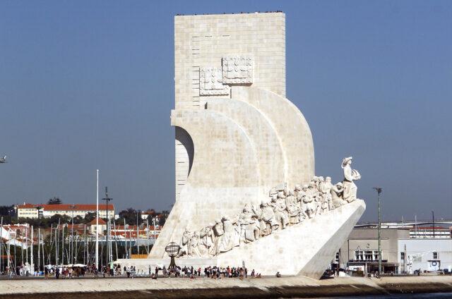 Památník objevitelů , Lisabon, Portugalsko