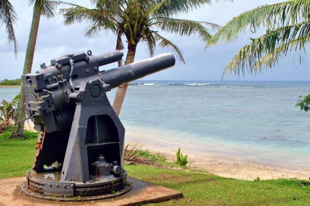 Památník obrany ostrova Guam, Mariany