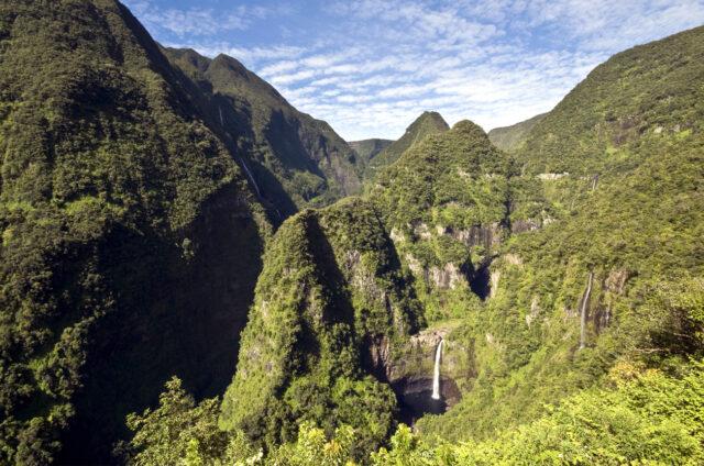 Panorama hor, Réunion