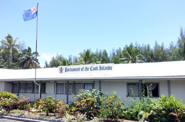 Parlament v Avarui, Rarotonga, Cookovy o.