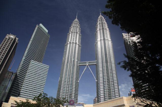 Petronas Towers, Kuala Lumpur, Malajsie