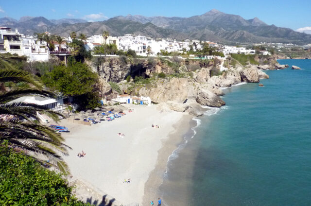 Pláže Andalusie, Španělsko
