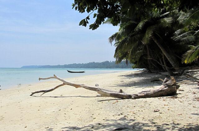 Pláže Andamanských ostrovů, Indie