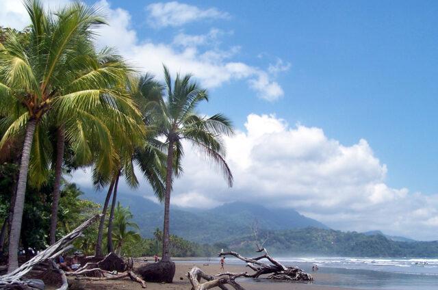 Pobřeží Pacifiku, Kostarika
