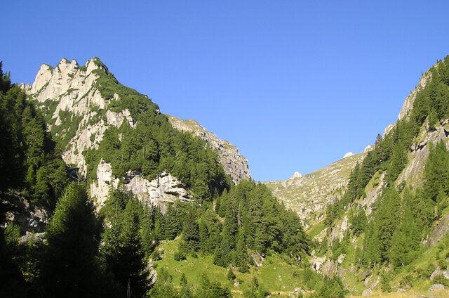 Pohoří Bucegi, Rumunsko