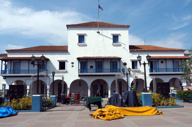 Radnice, Santiago de Cuba, Kuba