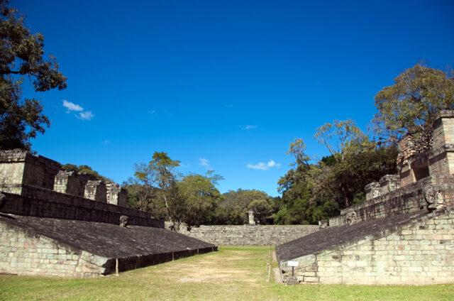 Ruiny Mayského Copánu, Honduras