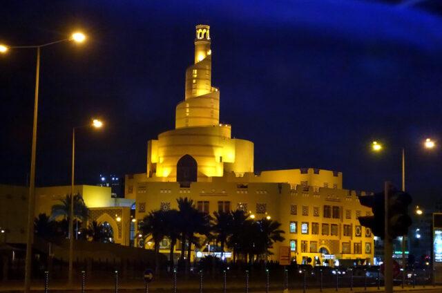 Spirálová mešita, Dauhá, Katar