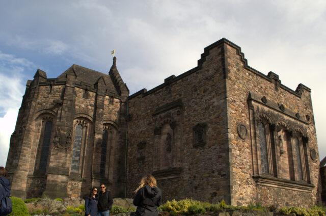 St Margaret's Chapel, Edinburgh, Skotsko