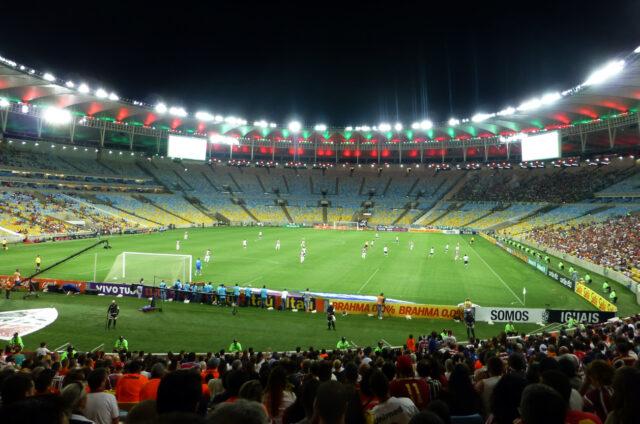 Stadion Maracaná, Rio de Janeiro, Brazílie