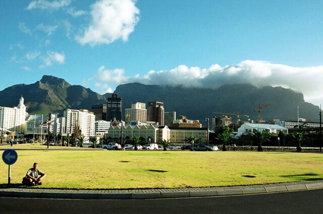 Stolová hora, Kapské Město, JAR