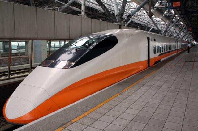Superexpres 700T Kaohsiung - Taipei, Tchaj-wan