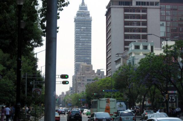 Torre Latinoamericana, Mexico City, Mexiko