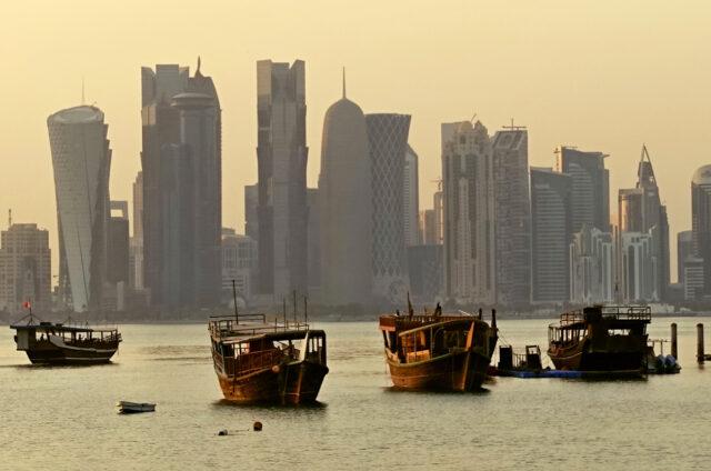 Tradiční lodě, Dauhá, Katar