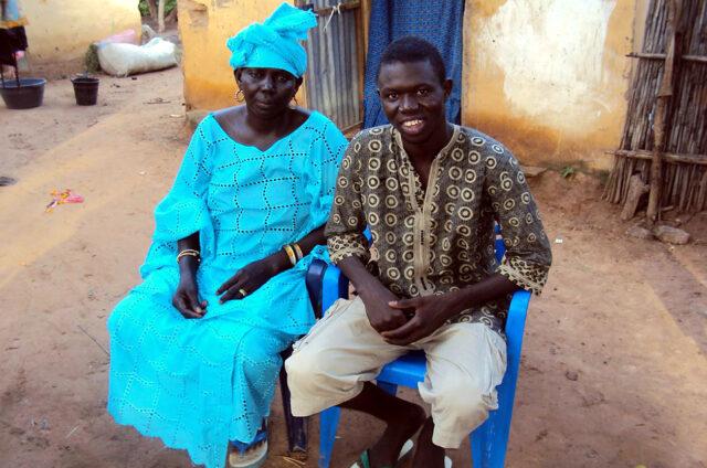 Tradiční oděv, Senegal