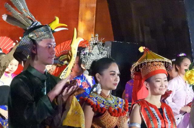 Tradiční vystoupení, Malajsie