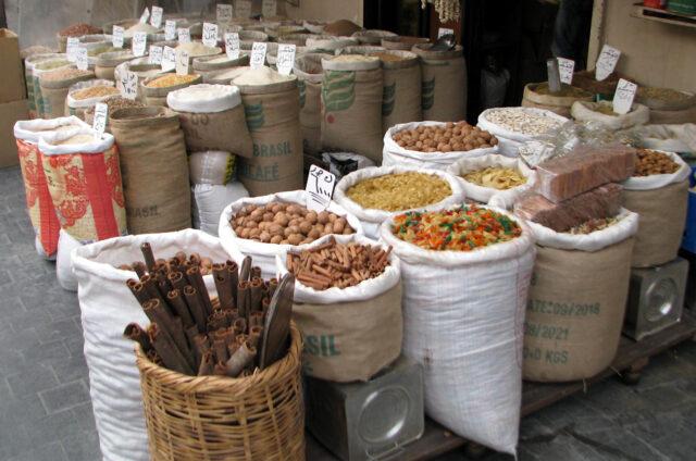 Trh v Bejrútu, Libanon