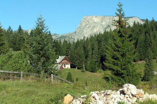 Turistika v N.P. Durmitor, Černá Hora