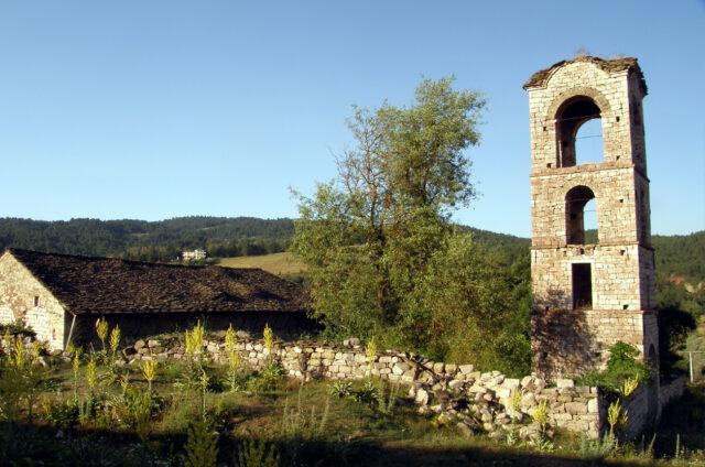 U Voskopojë, Albánie