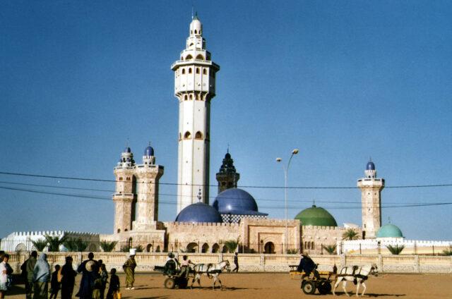 Velká mešita, Touba, Senegal