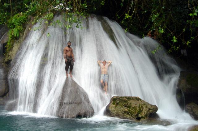 Vodopády Grand Jamaica, Jamajka