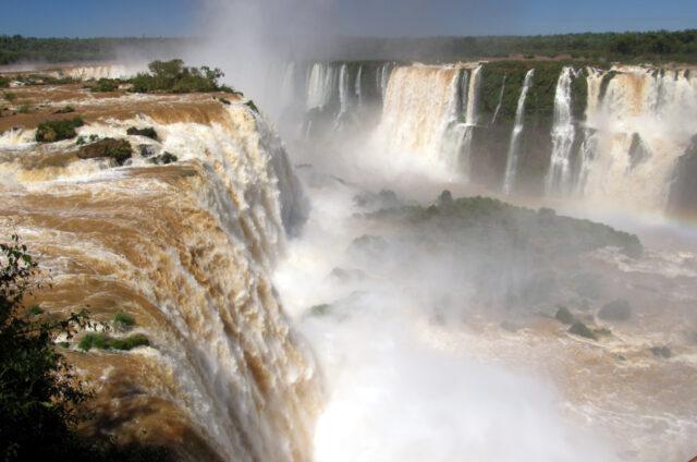Vodopády Iguazú, N.P. Iguacu