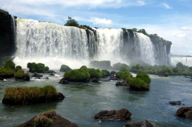 Vodopády Iguazu, N.P. Iguacu