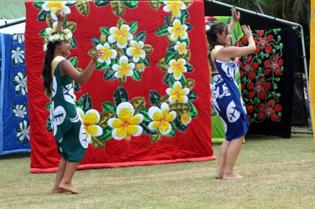 Volba Miss Cookových ostrovů