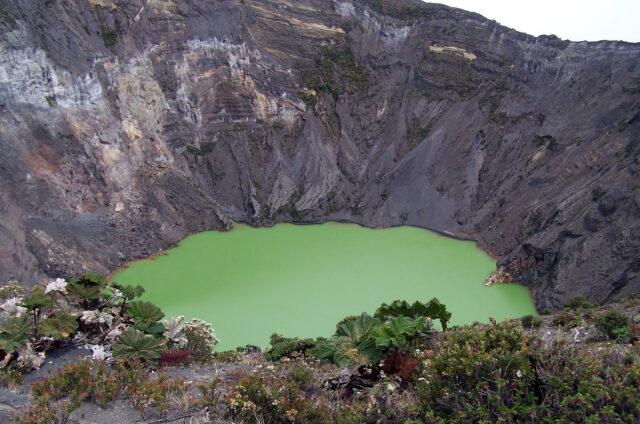 Volcán Irazú, Kostarika