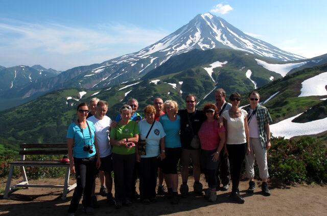 Vulkány Kamčatky, Rusko