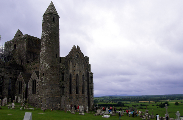 Hrad Rock of Cashel, Irsko