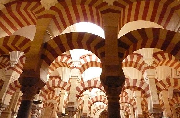 Mešita v Cordobě, Cordóba, Španělsko