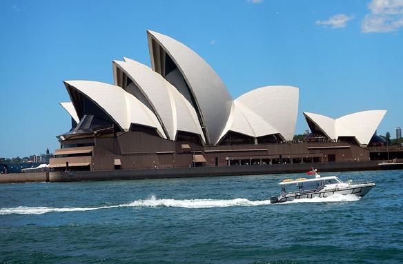 Opera, Sydney, Austrálie