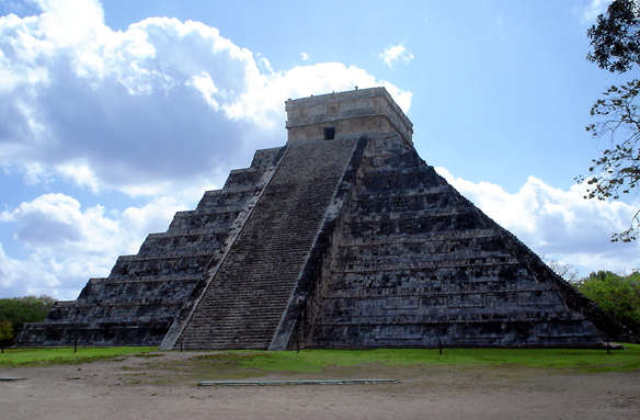 Chichen Itza, Mexiko
