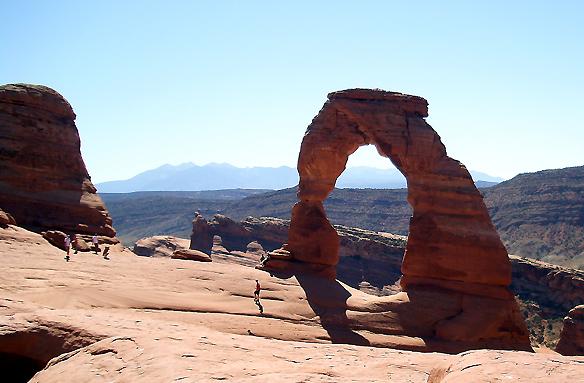 Delicate Arch, Arches N.P., USA