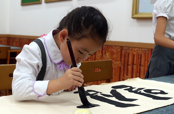 Výuka písma, Pchjongjang, KLDR