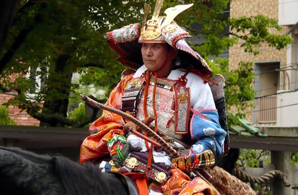 Festival Džidai, Kjóto, Japonsko
