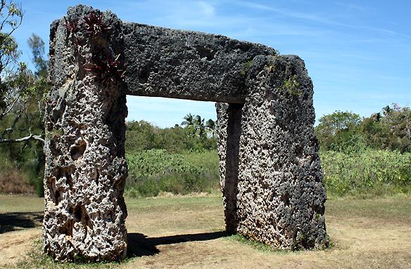 Triliton Ha´amonga ´a Maui, Tongatapu, Tonga