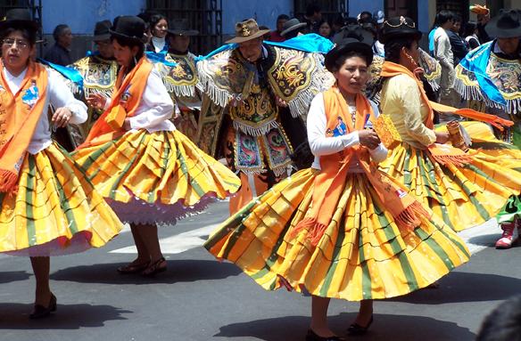 Svátek Pána zázraků, Lima, Peru