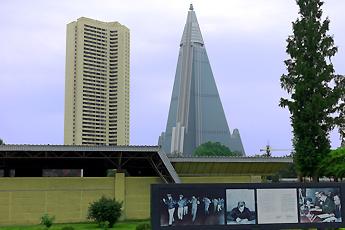 Hotel Rjugjong, Pchjongjang, KLDR