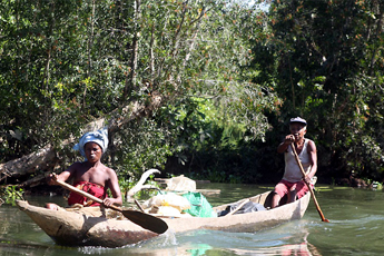 Kanál Pangalanes, Madagaskar
