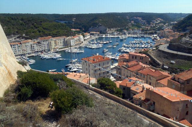 Bonifacio, Korsika, Francie