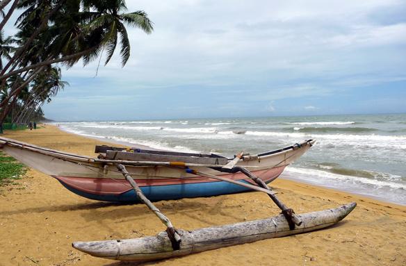 Písečné pláže, Srí Lanka
