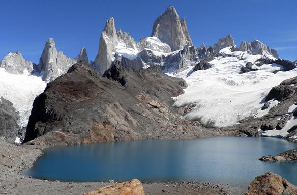 Fitz Roy a Cerro Torre, Argentina