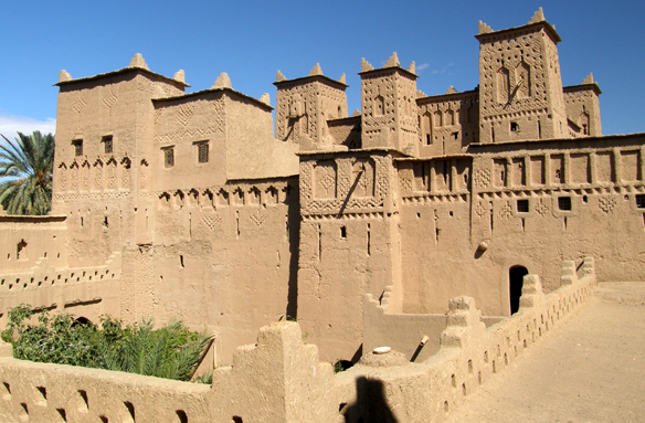 Kasba Amridil, Skoura, Maroko