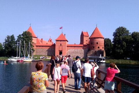 Trakai, Litva