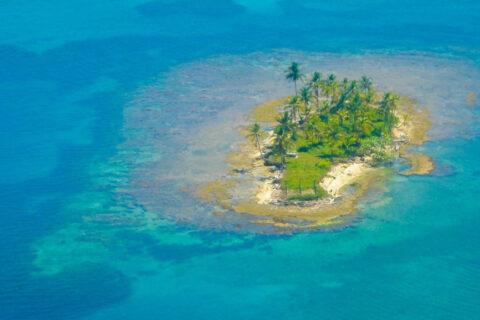 Ostrov San Blas, Panama