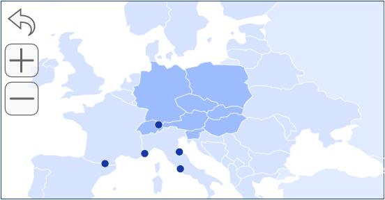 mapa cestovatle rijen 2020
