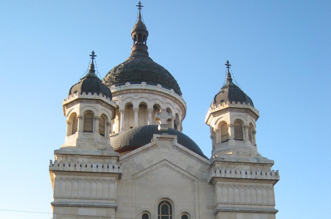 Kostel P. Marie, Kluž, Rumunsko