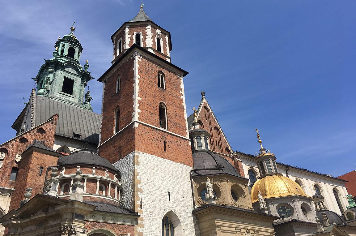 Hrad Vavel, Krakov, Polsko